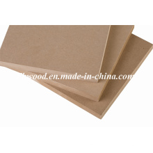 Chinese Plain MDF (Medium-density fiberboard) for Furniture